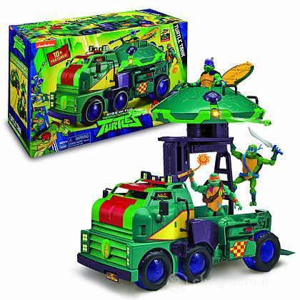 Turtles Veicolo Tank carro armato (TUAB6101)