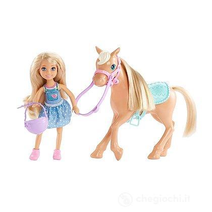 Chelsea e Pony (DYL42)