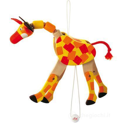 Burattino moovi'mals giraffa