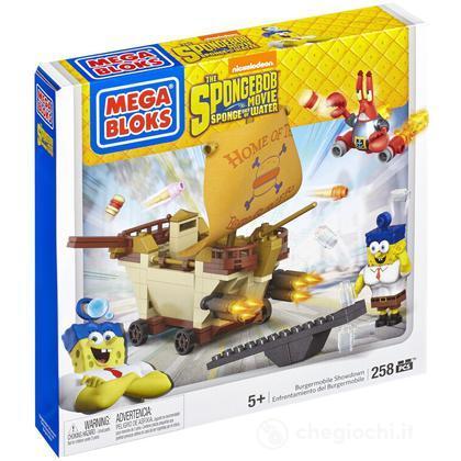 Spongebob Squarepants Film Macchina Hamburger (94652U)