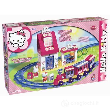 Treno Set Hello Kitty Unicoplus (86520)