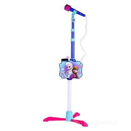 Microfono da terra Frozen
