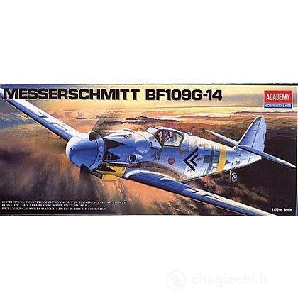 Aereo Messerschmitt Bf-109g14 (AC12454)