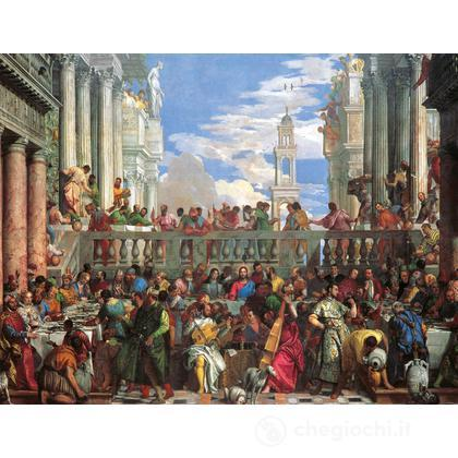 Veronese: Nozze di Cana