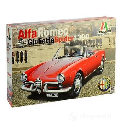 Auto Alfa Romeo Giulietta Spider 1600 1:24 (IT3653)