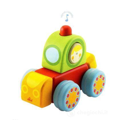 Auto con Squeaker (82653)