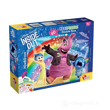Puzzle Double Face Supermaxi 60 Inside Out (56538)