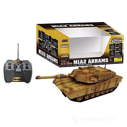 M1A2 Carrarmato Radiocomandato