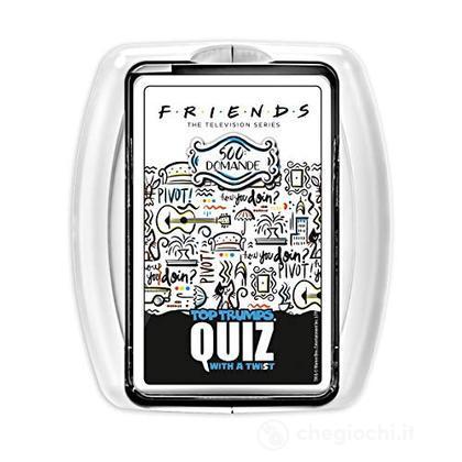 Top Trump Quiz: Friends