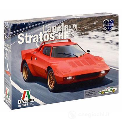 Auto Lancia Stratos 1/24 (IT3654)
