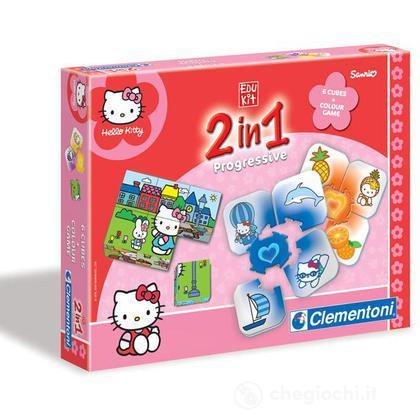 Edu kit 2 in 1 Hello Kitty