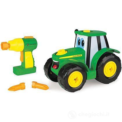 Costruisci il trattore Johnny (LC46655)