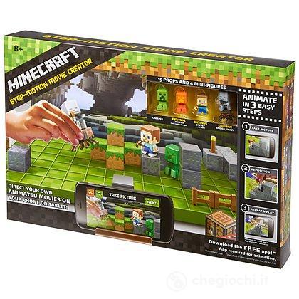Minecraft stop-motion creator (CMH76)