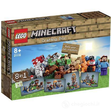 Crafting Box - Lego Minecraft (21116)