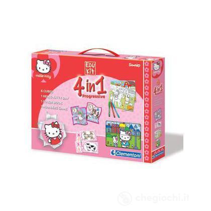 Edu kit 4 in 1 Hello Kitty