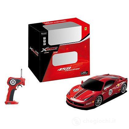 Ferrari 458 Challenger Radiocomando