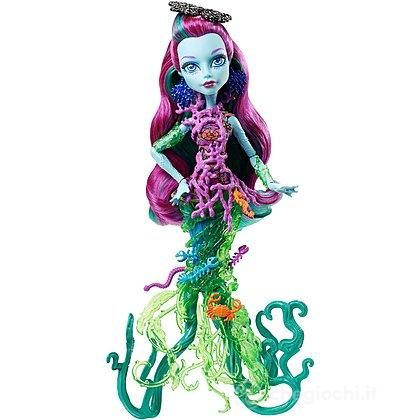 Posea Reef Monster High Tuffo negli abissi (DHB48)