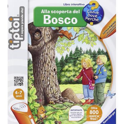 Libro Alla scoperta del bosco (00656)