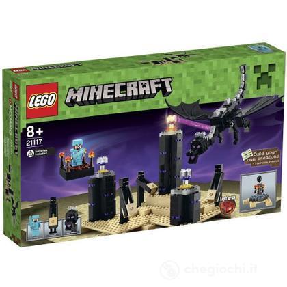 The Ender Dragon - Lego Minecraft (21117)