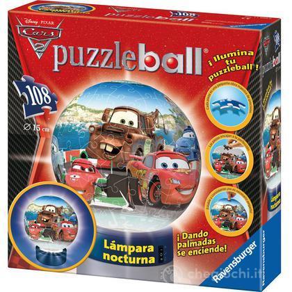 Lampada puzzleball 96 pezzi - Cars 2