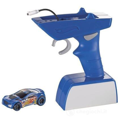 Hot Wheels veicolo radiocomandato blu ( X2649 )