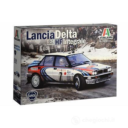 Auto Lancia HF Integrale 1/24 (IT3658)