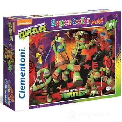 Puzzle 104 Maxi Tartarughe Ninja (236580)