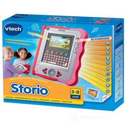 VTech Storio Console Rosa + Cartuccia, italiano