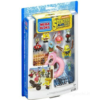Spongebob Squarepants Film Pack Personaggi (94660U)