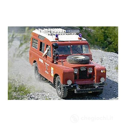 Camion pompieri Land Rover (3660)
