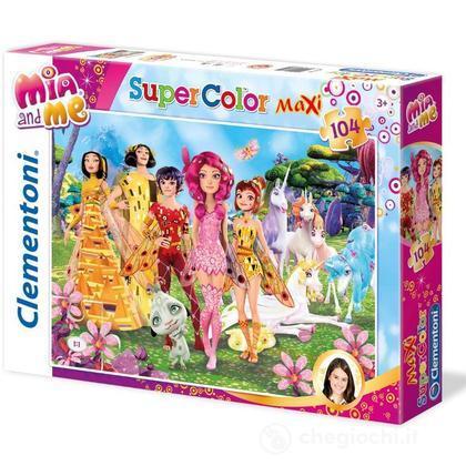 Puzzle 104 Pezzi Maxi Mia & Me (236600)