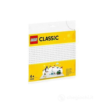 Base bianca - Lego Classic (11010)