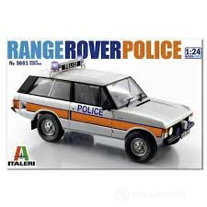Auto Police Range Rover 1/24 (IT3661)