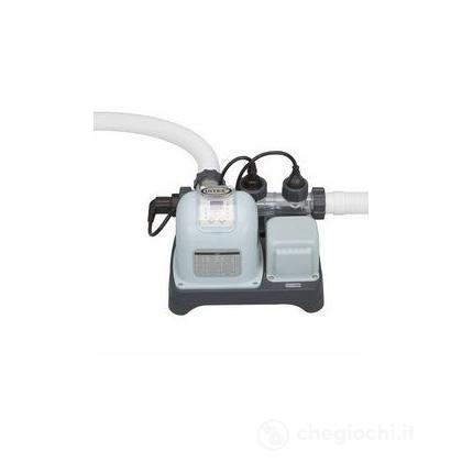 Clorinatore - Ecosterilizzatore salino per piscine fino a 26,5 M3 (28662)