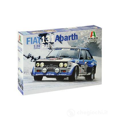 Auto Fiat 131 Abarth Rally. Scala 1/24 (IT3662)