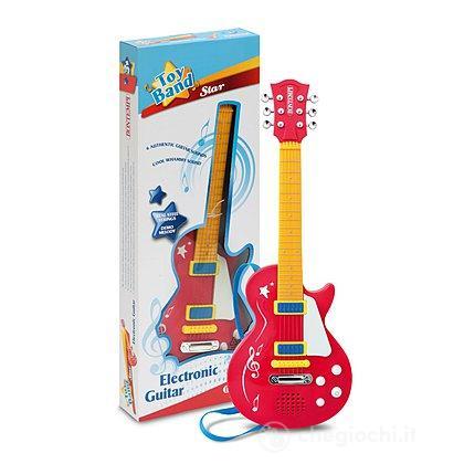 Chitarra elettronica con tracolla (5831)