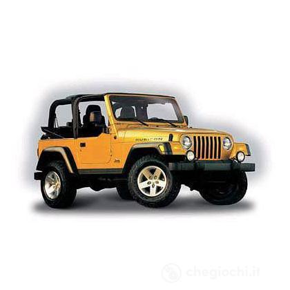 Jeep Wrangler Rubicon 1:18