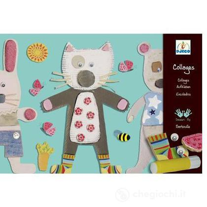 Collages for little ones