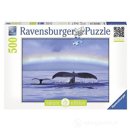 Balene nell'oceano (14664)