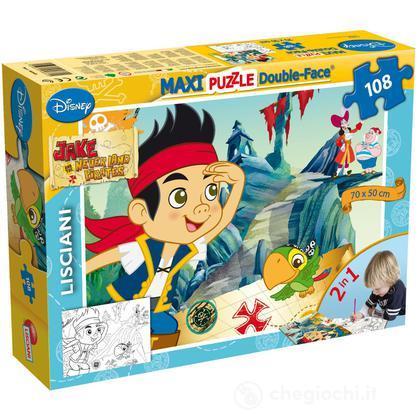 Puzzle Double Face Supermaxi 108 Jake