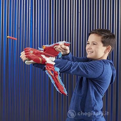 Nerf Guanto Iron Man Hasbro Assembler Gear 4AL5R3j