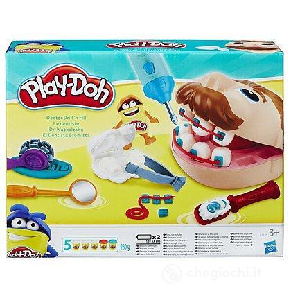 Play-Doh - Dottor Trapanino - Playset Dentista