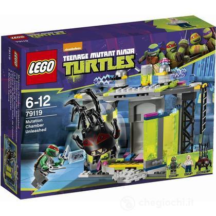 La camera delle mutazioni - Lego Teenage Mutant Ninja Turtles (79119) (79119)
