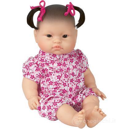 Bébé del Mondo asian girl