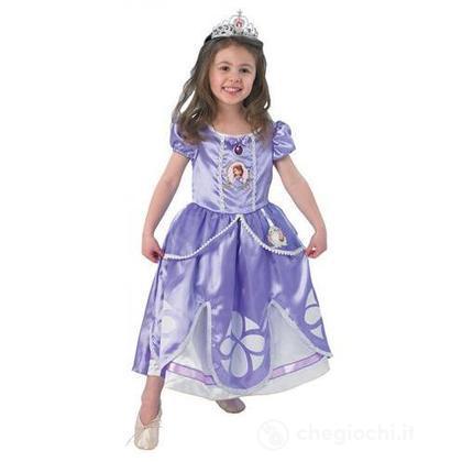 Costume Sofia la principessa deluxe in busta M (R887766)