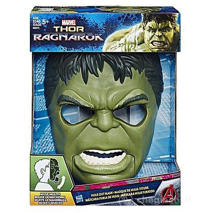 Maschera Hulk deluxe. Marvel Thor Ragnarok (B9973EU4)