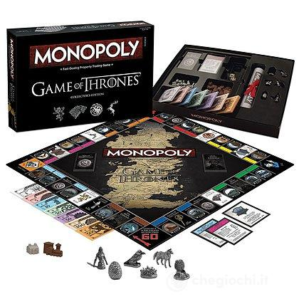 Game Of Thrones Monopoly (Edizione Inglese)