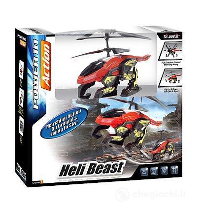 Elcottero Power in Action - Heli Beast Radiocomandato