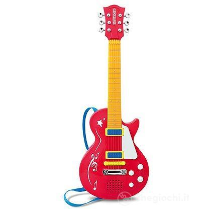 Chitarra Elettronica Rock con tracolla (24 5831)