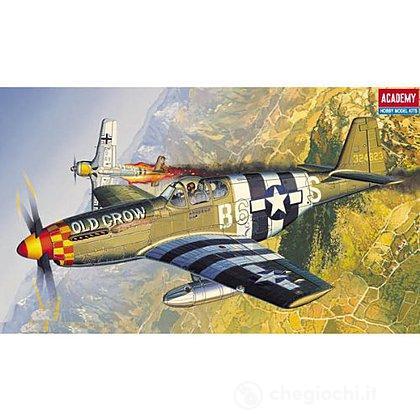 Aereo P-51b Mustang (AC12464)